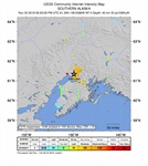A magnitude 7.0 earthquake struck north of Anchorage, Alaska on November 30, 2018 at 8:29 a.m. local time (17:29:28 UTC).